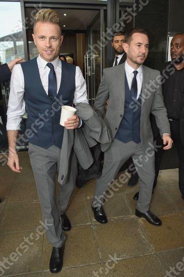 [Fotos] Nicky Byrne en Soccer Aid 2019 10311710