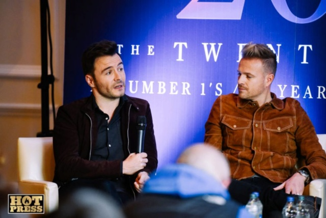 Westlife Press Conference InterContinental - 23.10.18 104310