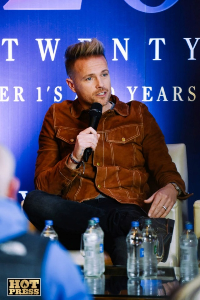 Westlife Press Conference InterContinental - 23.10.18 113710