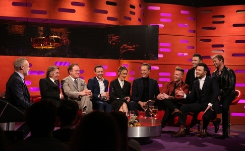 Westlife en The Graham Norton Show 2_405515