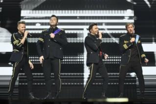 Nicky Byrne de Westlife revela el regalo más asqueroso jamás enviado por una fan. 369da110