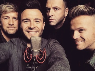 Westlife termina de grabar el video musical del segundo sencillo 53415010