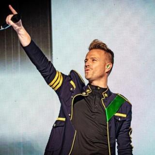 Nicky Byrne responde a un hilarante error de Ticketmaster sobre un concierto de Westlife  61960311