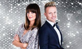 NICKY Byrne volverá a ser co-anfitrión de Dancing With The Stars este año Dancin10