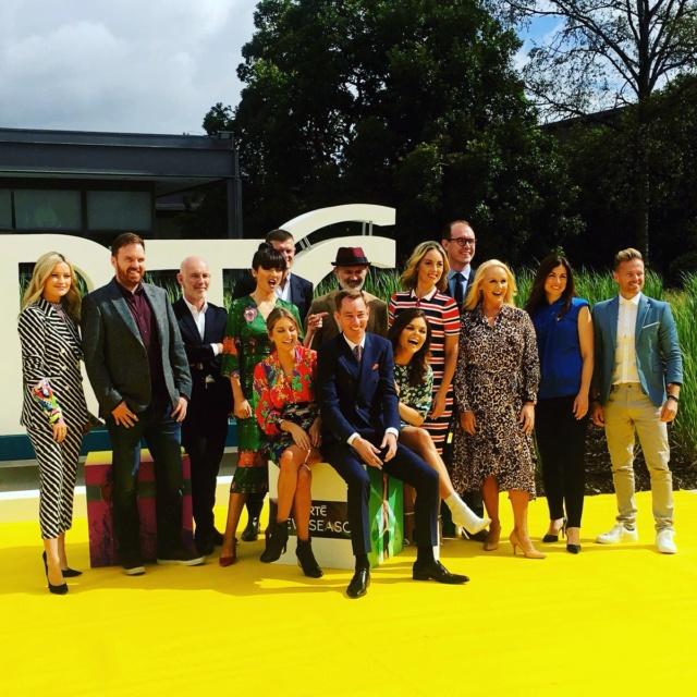 Las estrellas se reúnen para el lanzamiento de la nueva temporada de RTÉ Dkttyv10