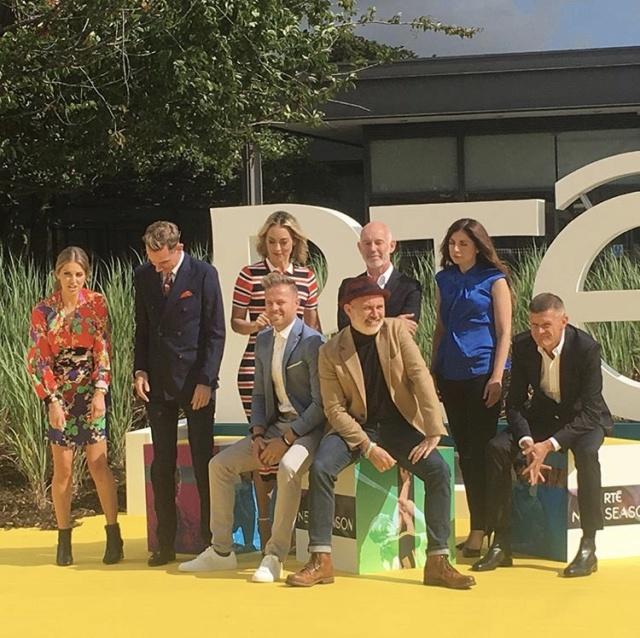 Las estrellas se reúnen para el lanzamiento de la nueva temporada de RTÉ Dkuxlu10
