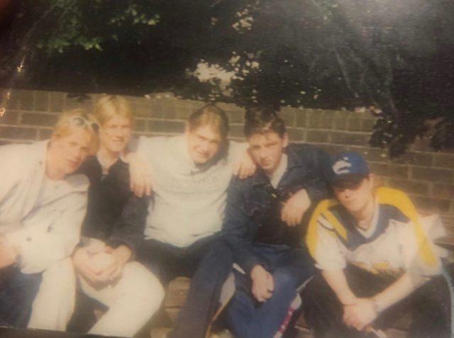 Nicky Byrne comparte la PRIMERA foto tomada de Westlife Img-1310
