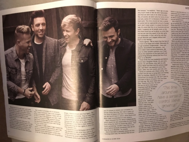 [SCAN]Westlife -SEXPRESS Magazine Img_2411