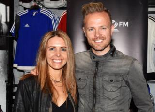 Jenny Greene interviene en el reemplazo de 2FM de Nicky Byrne Nicky-12