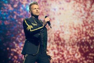 Nicky Byrne dice que tener a sus tres hijos en una nueva gira ha sido un'momento increíblemente precioso' Nintch24