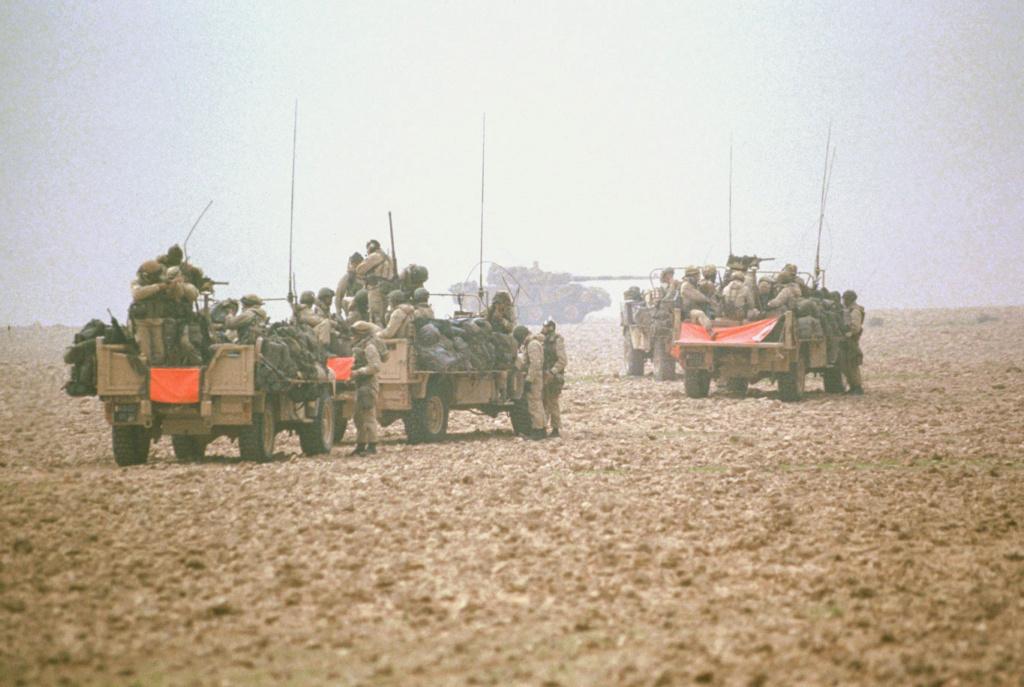 Le 1er GCP il y a 30 ans le 23 Février 1991 Bernar12
