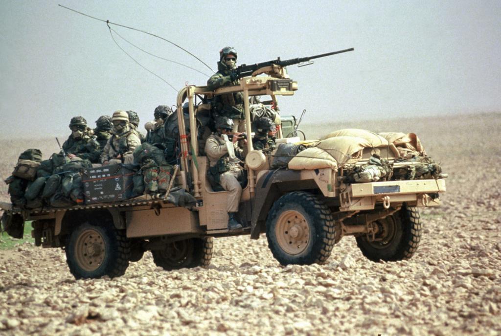 Le 1er GCP il y a 30 ans le 23 Février 1991 Bernar13