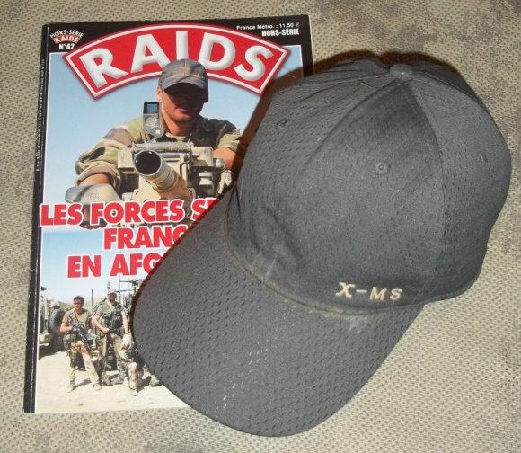 rapas afghanistan 2004/2006 Casque11