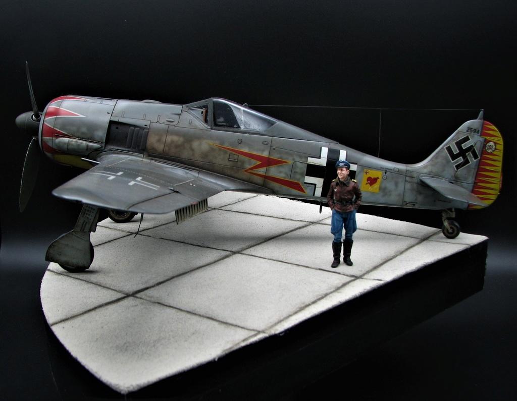 fw 190 A5 hasegawa  au 32.....  fini ...!!!! - Page 6 Img_6510