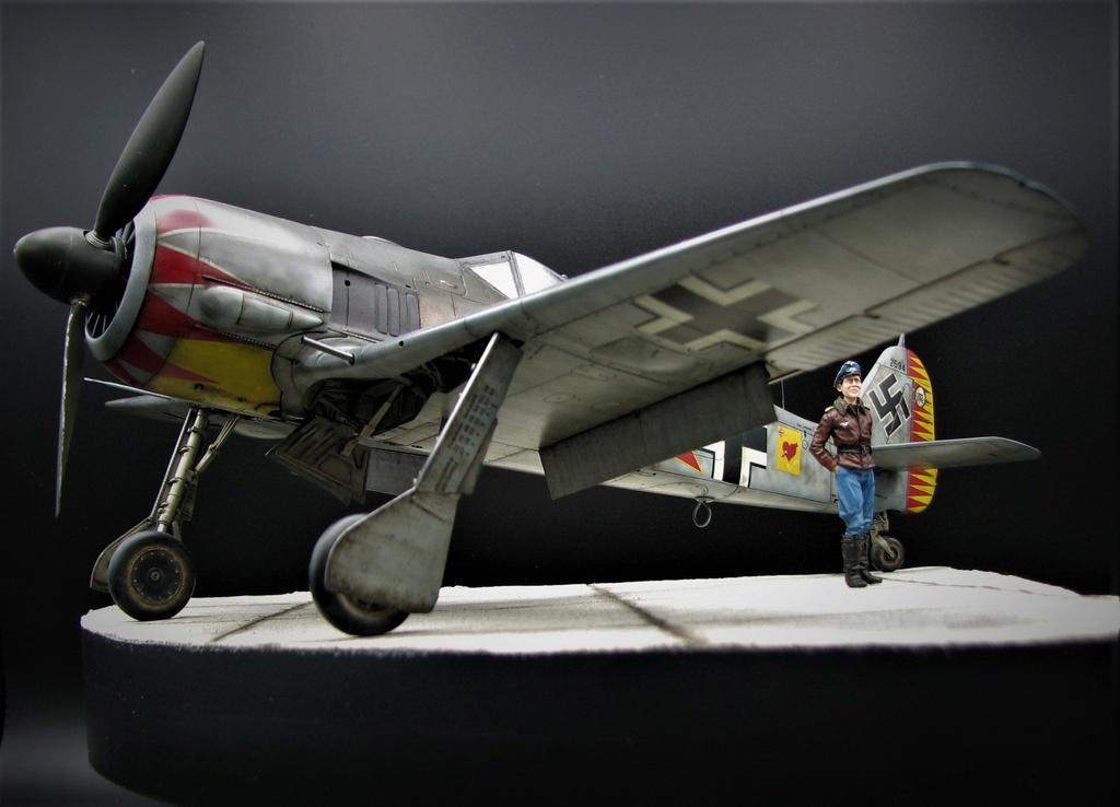 fw 190 A5 hasegawa  au 32.....  fini ...!!!! - Page 6 Img_6512