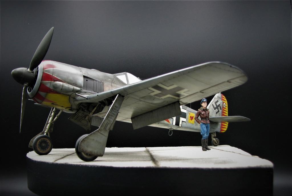 fw 190 A5 hasegawa  au 32.....  fini ...!!!! - Page 6 Img_6516