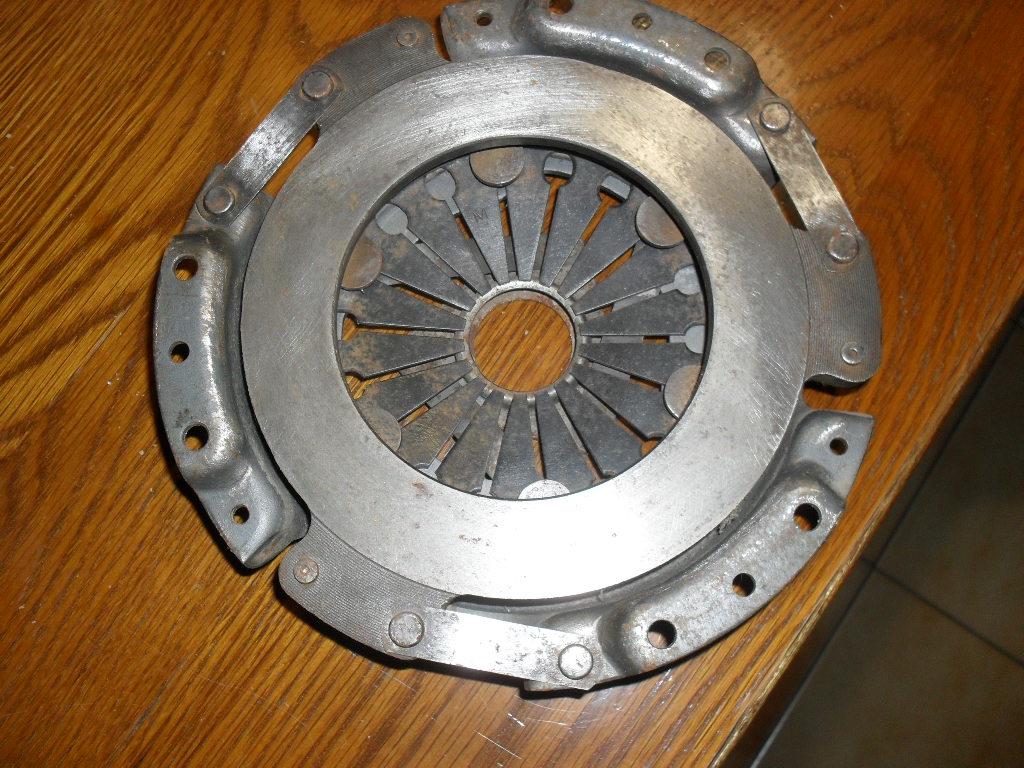 Mécanisme embrayage 1005 Sdc10926