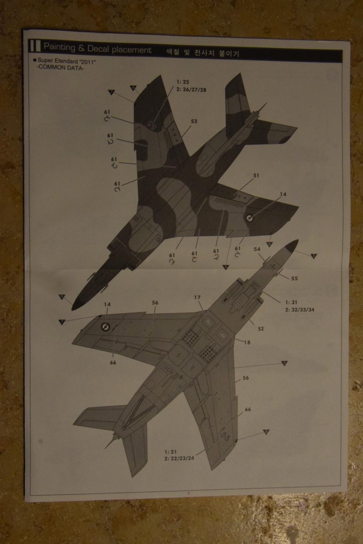 ACADEMY - Super Etendard - 1/72 00312