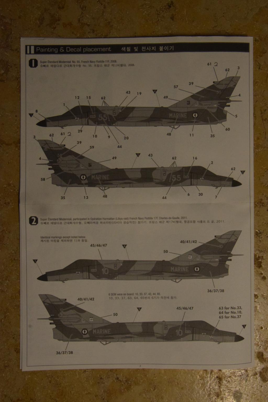 ACADEMY - Super Etendard - 1/72 00412