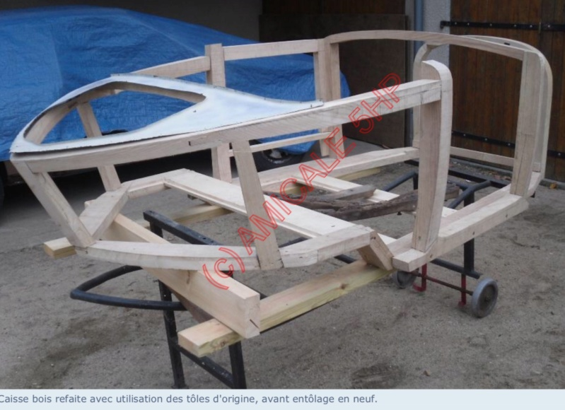 plans de la stucture bois 076ca010