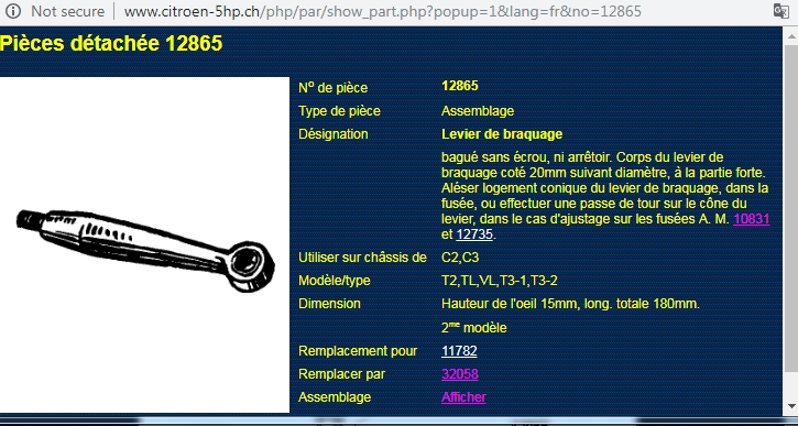 restauration 5hp 1286510