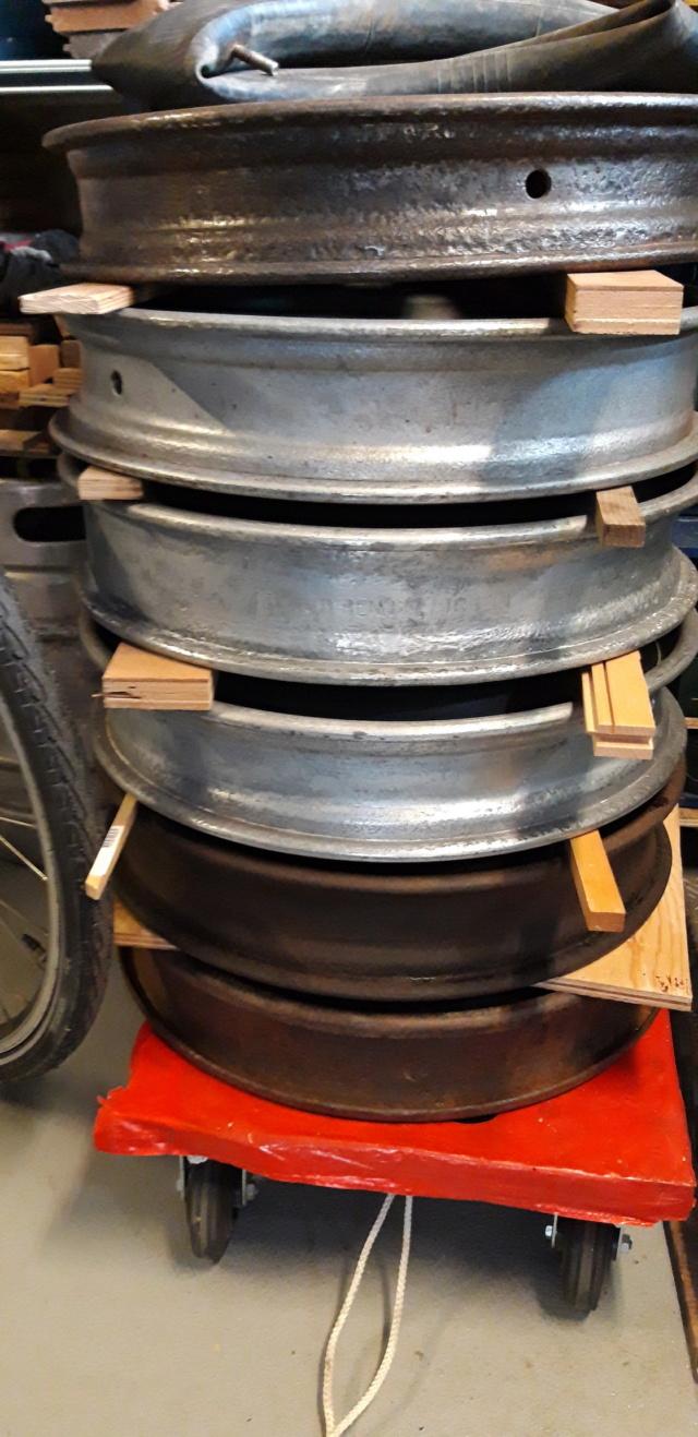 jantes & Pneus / Version Anglaise Rims & Tyres 20200311