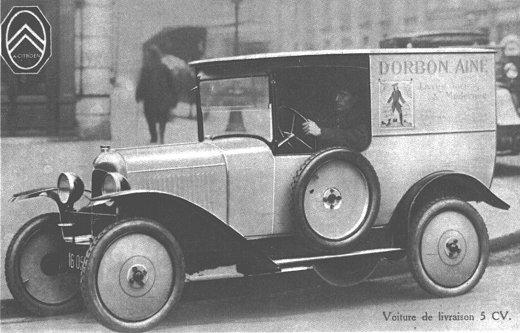 Wikipedia / Citroën Type C 5hp_vl10