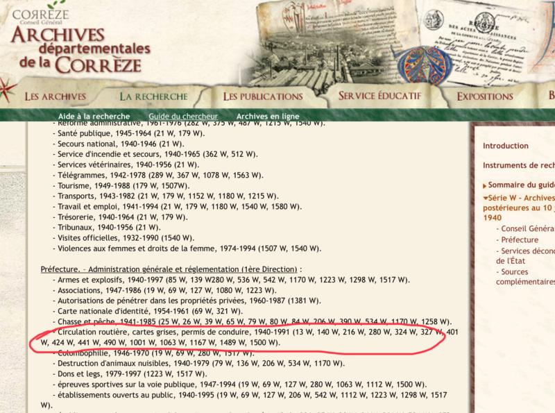 Archives de Cartes Grises 82179d10