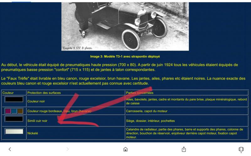 Brochure Cabriolet... et couleurs 8425a310