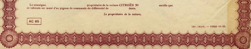 demande d'atestation citroen Attest10