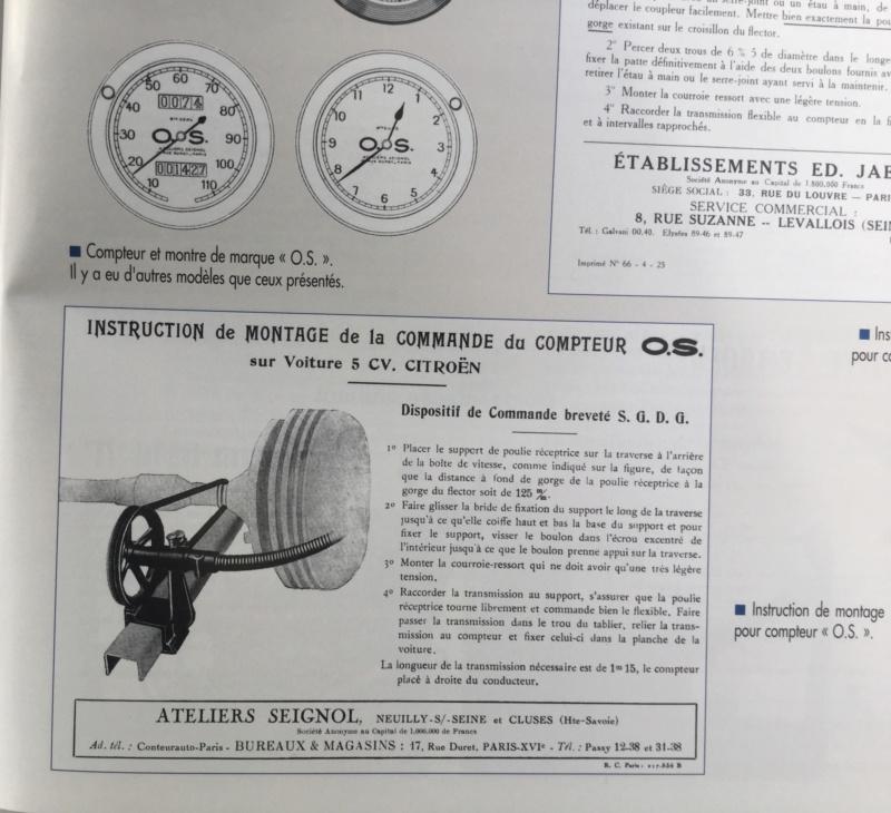 entraineur compteur OS C345f710