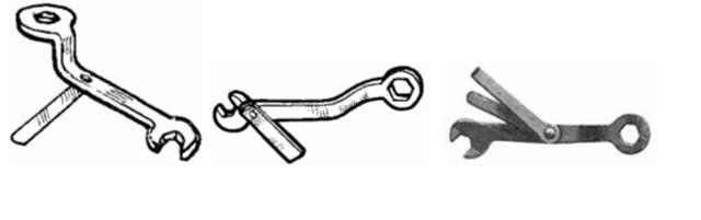 Accessoires et outillage Cles_m10