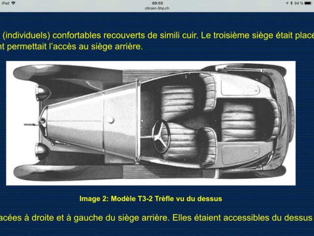 Porte bagage  trèfle E9746210