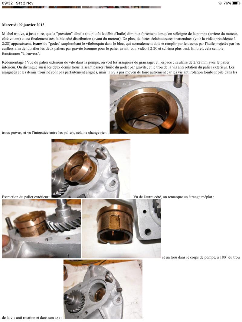 lubrification du palier avant de moteur Fdb6bc10