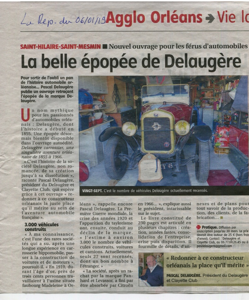 """Livres """" Citroen 100 ans """" et """" Delaugere & Clayette """"  Img_6512"""