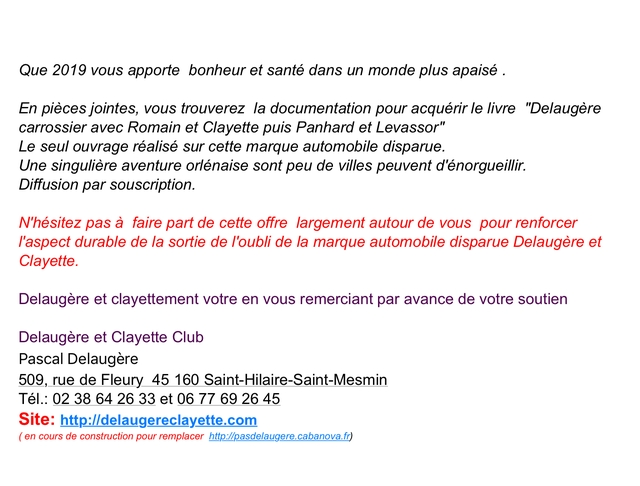 """Livres """" Citroen 100 ans """" et """" Delaugere & Clayette """"  Img_6513"""