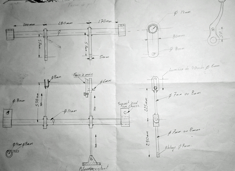 Dossier Couplage des freins 5HP Remmen11