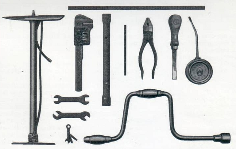 Accessoires et outillage Tools_10