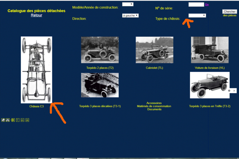 Registre 5HP  Citroën / Site www.citroen-5hp.ch Xx9910