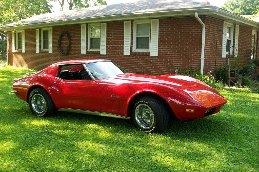 Stingraykev's 1973 Corvette 00000510