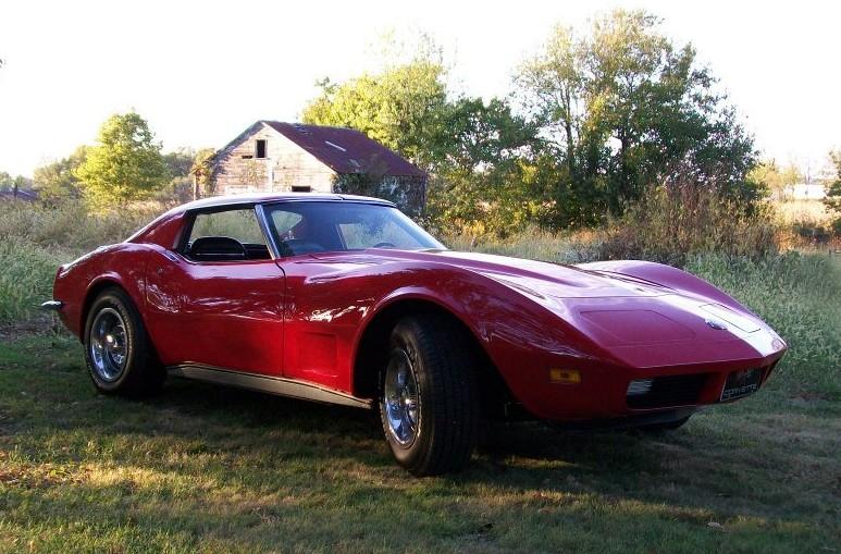 Stingraykev's 1973 Corvette _2676112