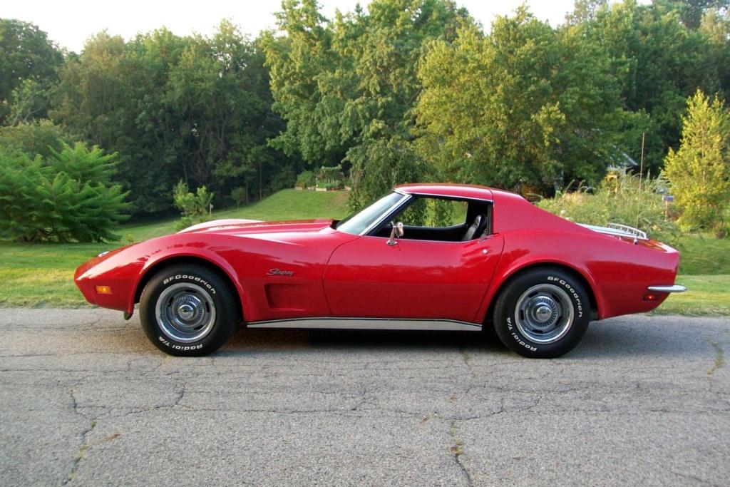 Stingraykev's 1973 Corvette Vette511