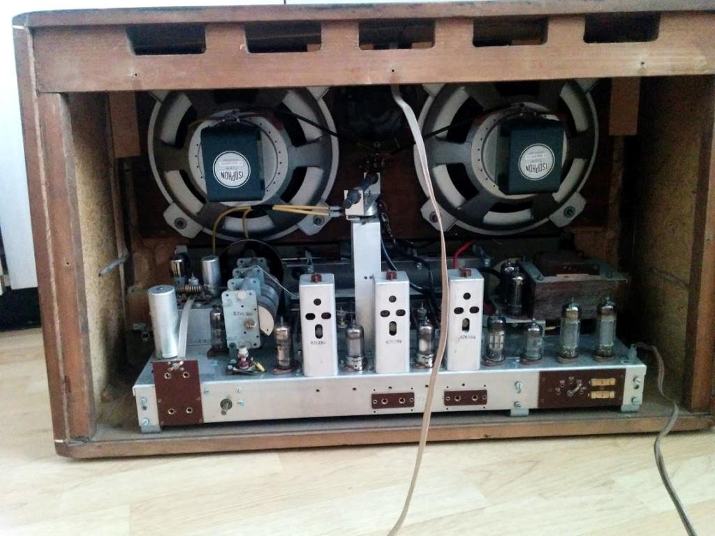 Ламповые радиоприёмники деда Панфила - Страница 18 Msb310