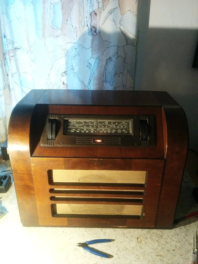 Ламповые радиоприёмники деда Панфила - Страница 19 Philco10