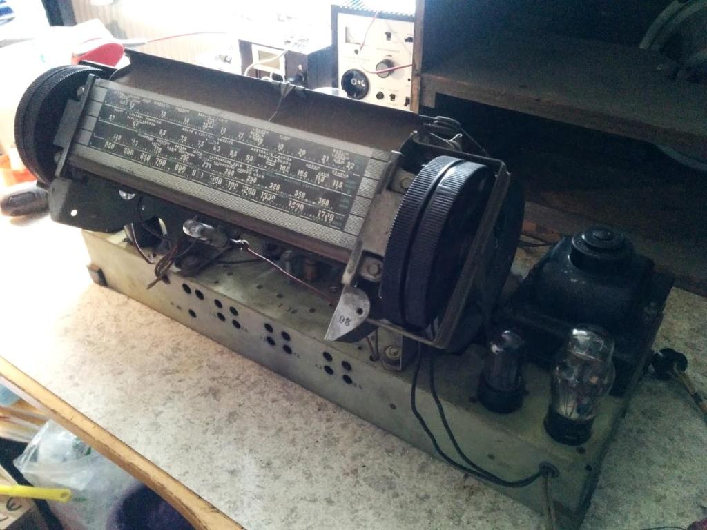 Ламповые радиоприёмники деда Панфила - Страница 19 Philco13