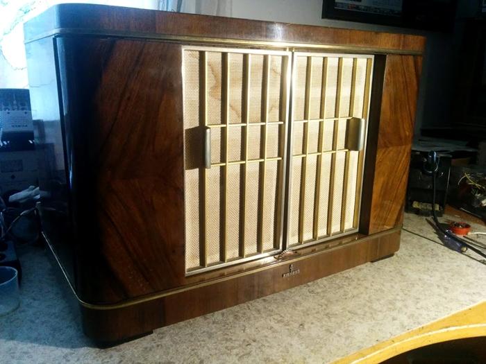 Ламповые радиоприёмники деда Панфила - Страница 20 Siemen10