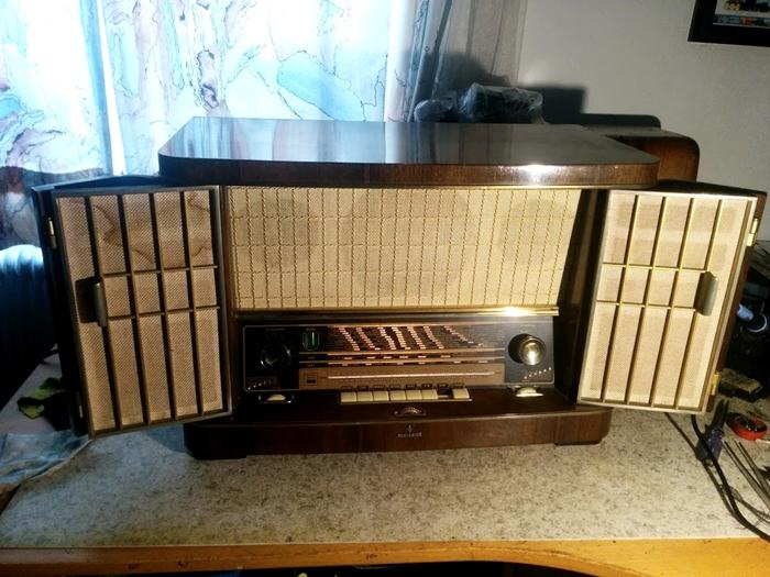 Ламповые радиоприёмники деда Панфила - Страница 20 Siemen11