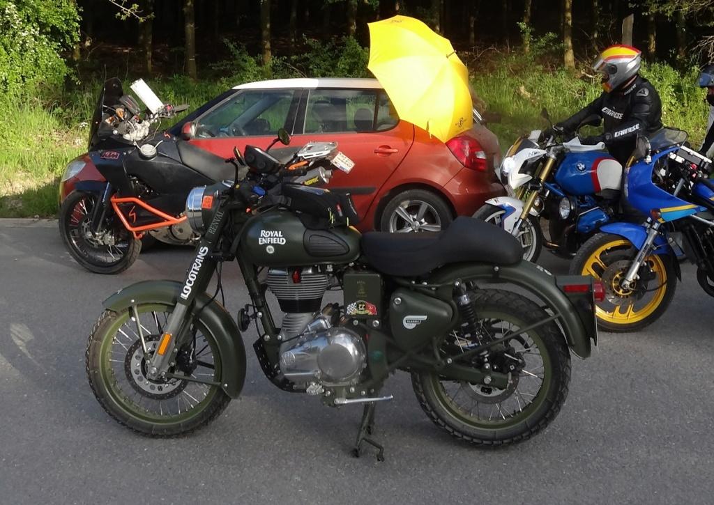 Royal Enfield Classic - La moto improbable.... 120