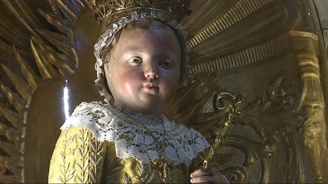 Un mois en compagnie de Marguerite du Saint Sacrement et du petit Roi de Grâce. Beaune10