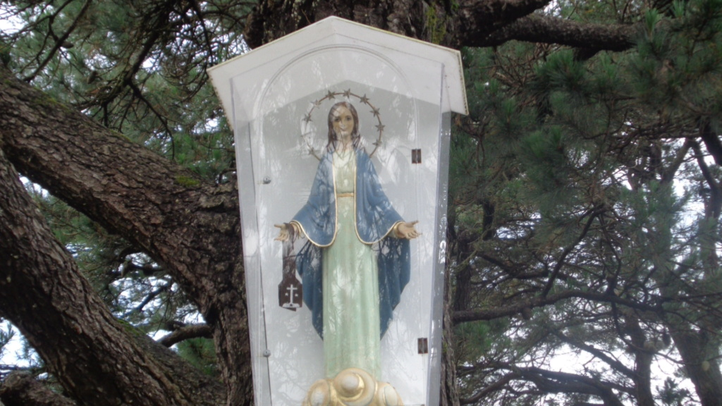 Que Notre Dame de Garabandal nous bénisse tous ! Dsc01916